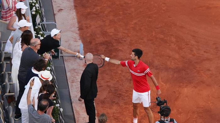 2021 French Open - Day Fifteen