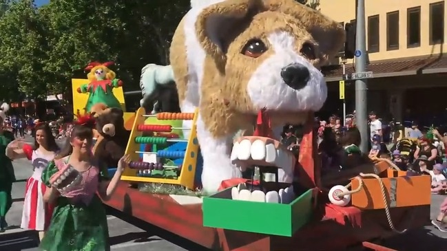 2018 Adelaide Christmas Pageant