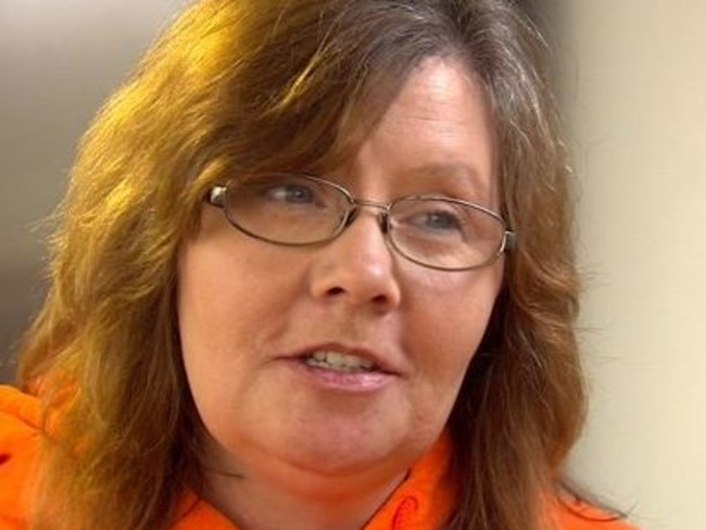 Mystery solved ... Tammy Miller has found the answers she was looking for in her mum's disappearance. Picture: WTHR.