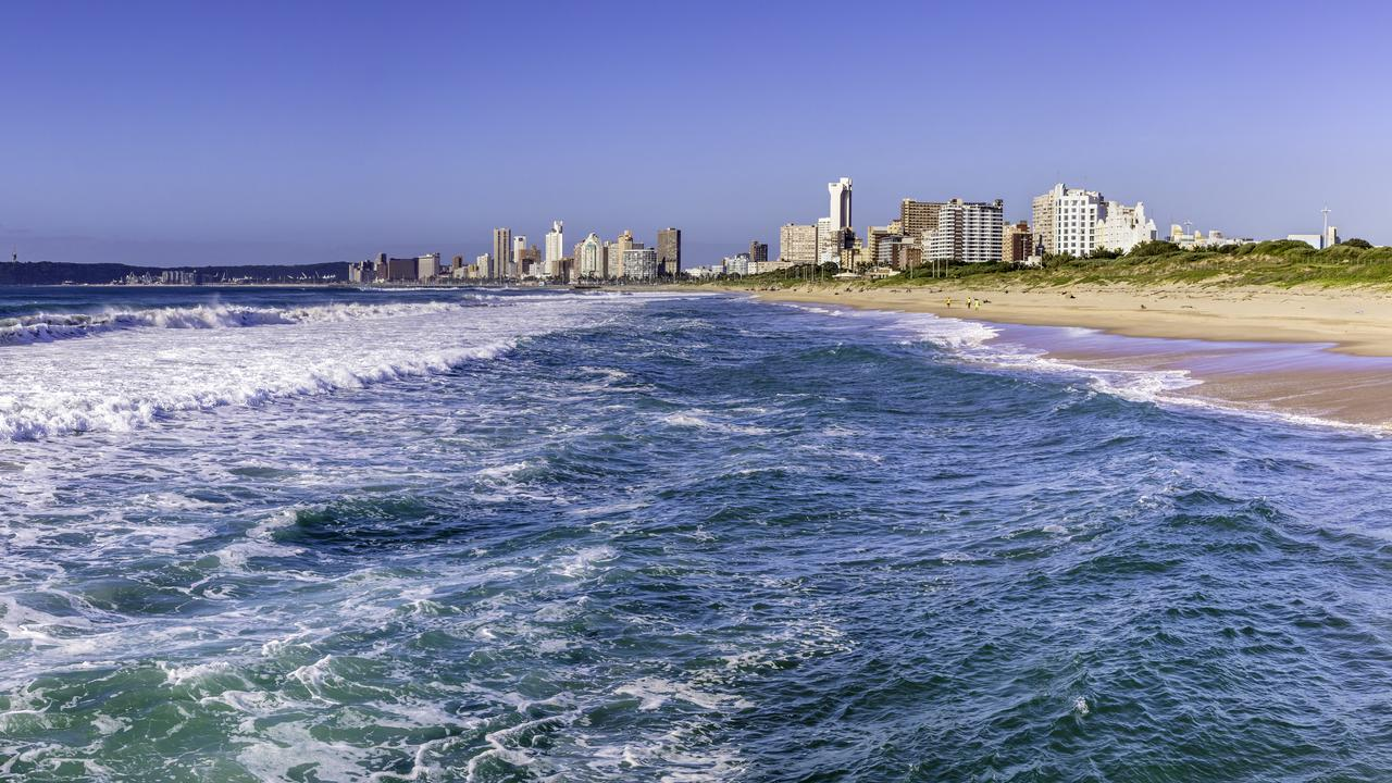 Durban is a picturesque coastal city — but there's one place tourists are warned not to take photos.