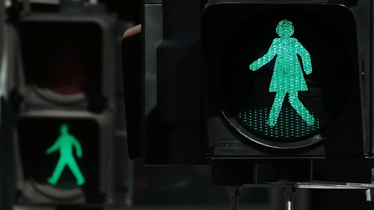 Female Traffic Light Signals Installed In Melbourne CBD In Push For Gender Equality
