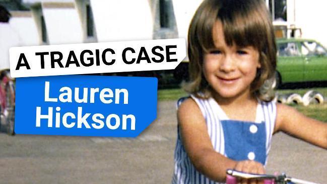 The tragic case of Lauren Hickson