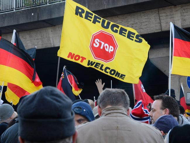 Germany has already seen a rise in nationalism and anti-refugee sentiment.