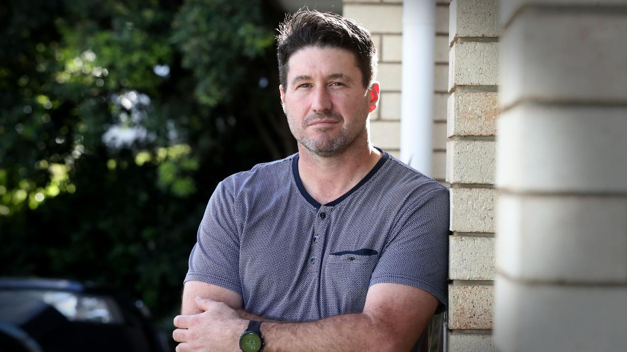 Brett Forte's younger brother Luke wants changes to allow police to do their job. Picture: Jamie Hanson