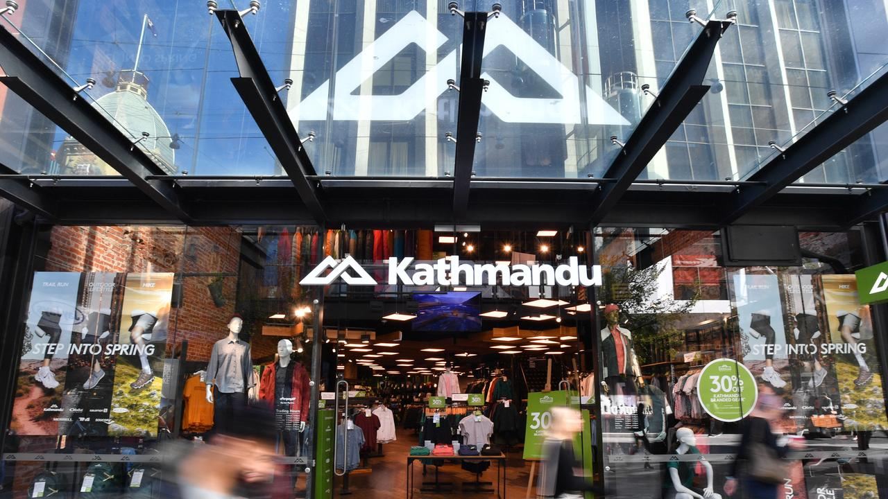 Kathmandu staff have been stood down without pay.