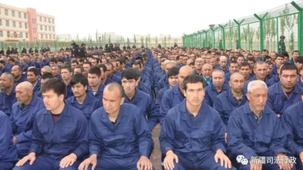 An estimated 1.5 million Uyghurs are being in Chinese prisons.