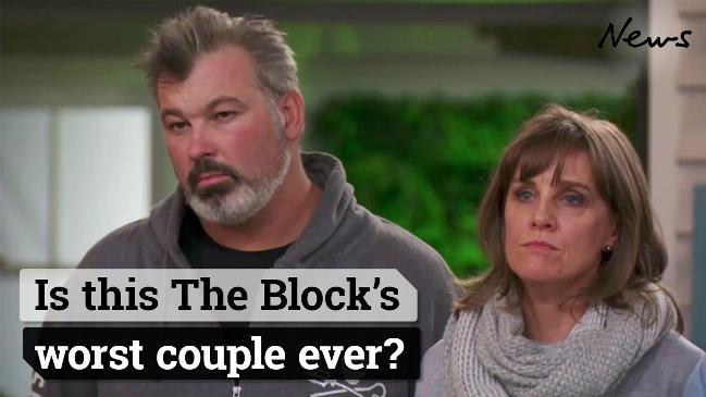 Is this The Block's worst couple ever?