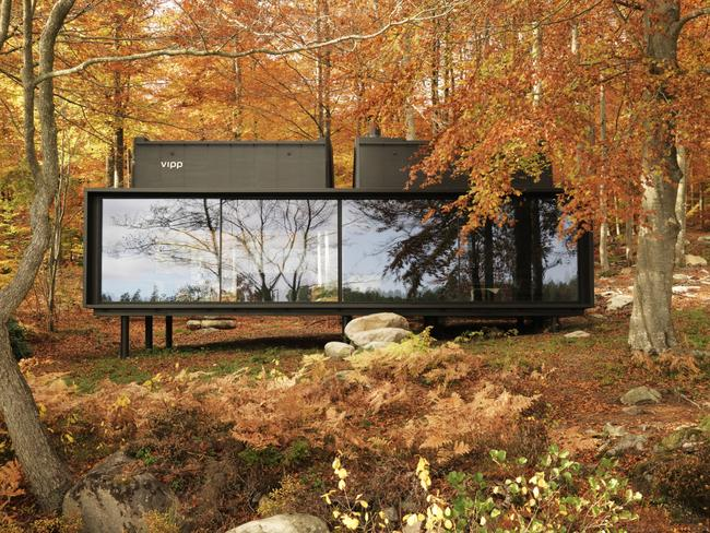 A movement designed to free travellers both emotionally and physically, these holidays often take place in hideouts such as forest micro hotels which are designed to make you feel as removed from the modern world as possible. Check out Vipp Shelter (pictured) in the Swedish forest to get an understanding of what it is you're signing up for.