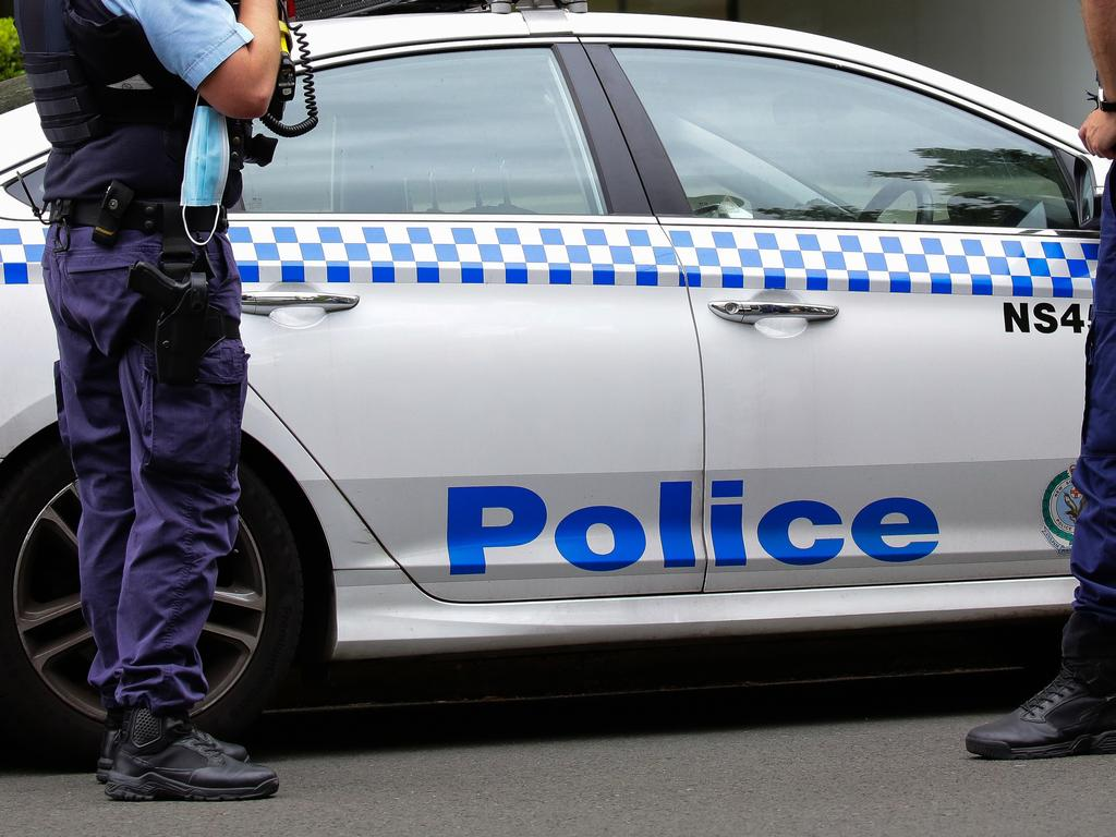 NSW Police is 'clutching at straws' in trying to justify an alleged assault on a man during a vehicle stop, a court has been told. Picture: NCA NewsWire / Gaye Gerard
