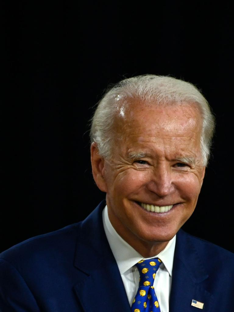 Biden will act to unite Americans and world allies. Picture: Andrew Caballero-Reynolds./AFP