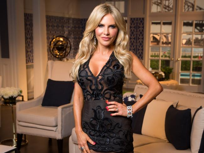 Real Housewives of Sydney stae Melissa Tkautz. Picture: Supplied / Foxtel