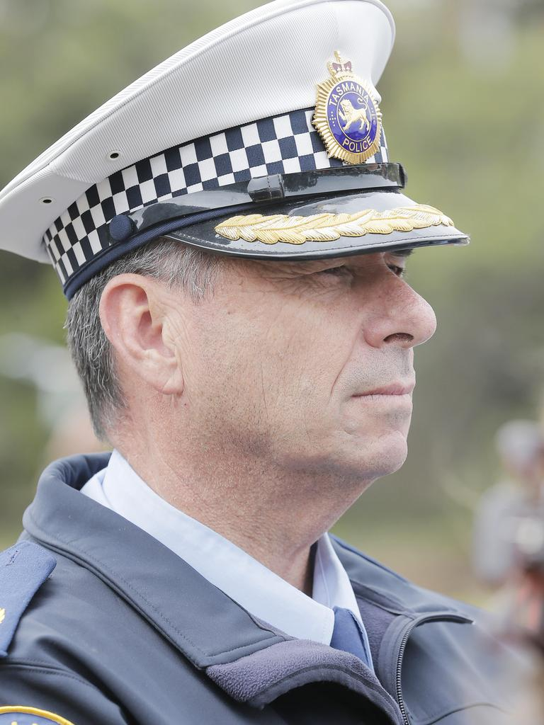 Assistant Commissioner Richard Cowling. Picture: MATHEW FARRELL