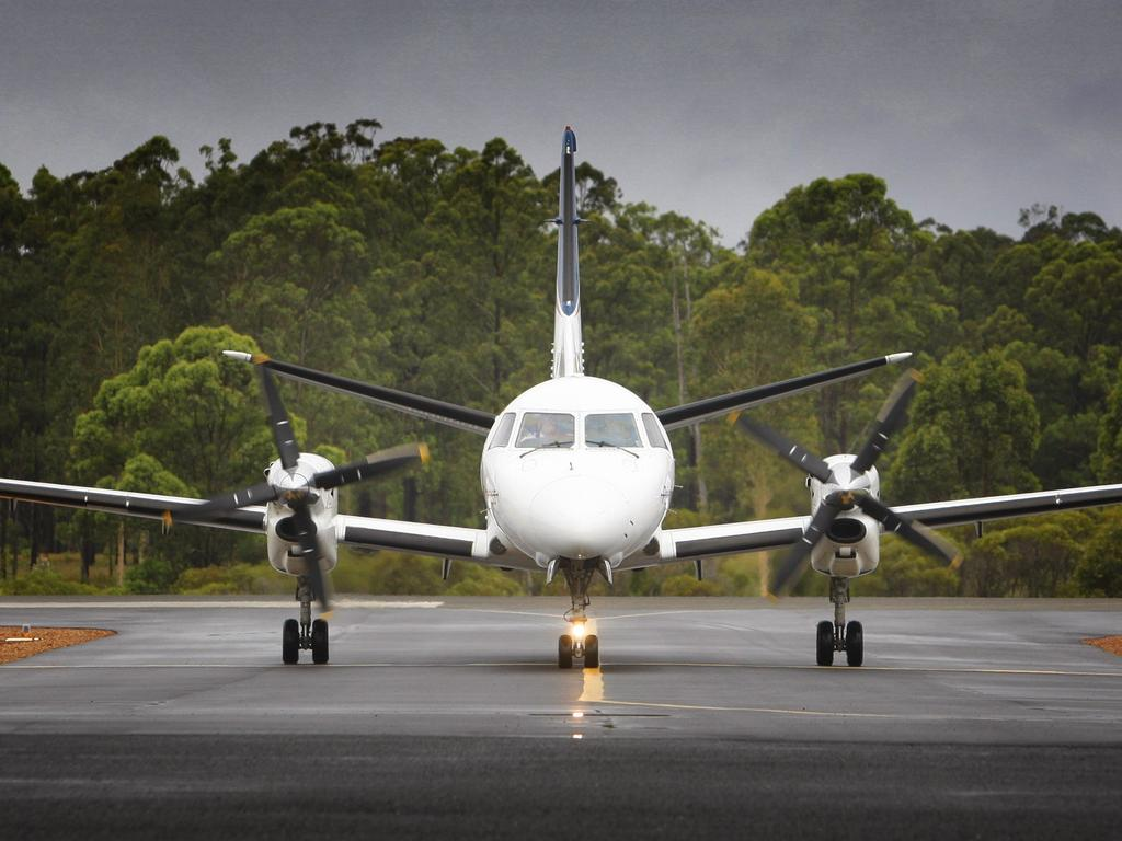 Almost all Regional Express Airlines, or Rex, flights have been suspended.
