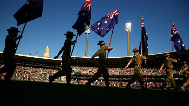ANZAC Day on FOX LEAGUE and FOX FOOTY