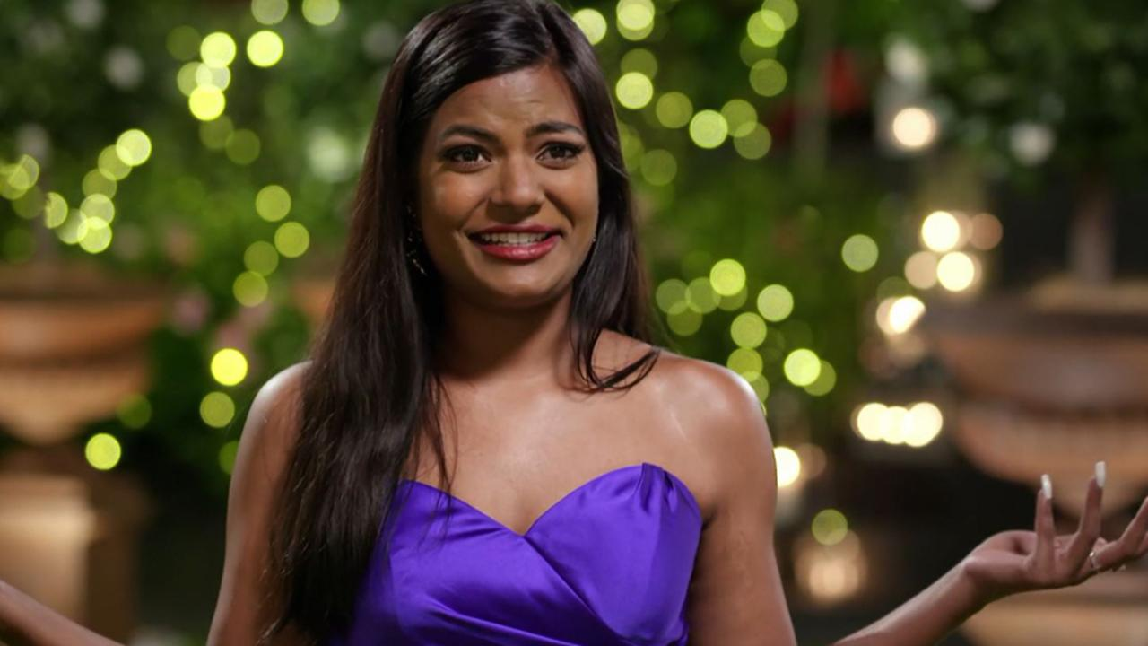 Areeba said the girls may have been jealous of her and Juliette's screen time. Picture: Channel 10.