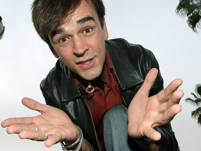 Comedian Tim Ferguson has had a long career starting with the Doug Anthony Allstars.
