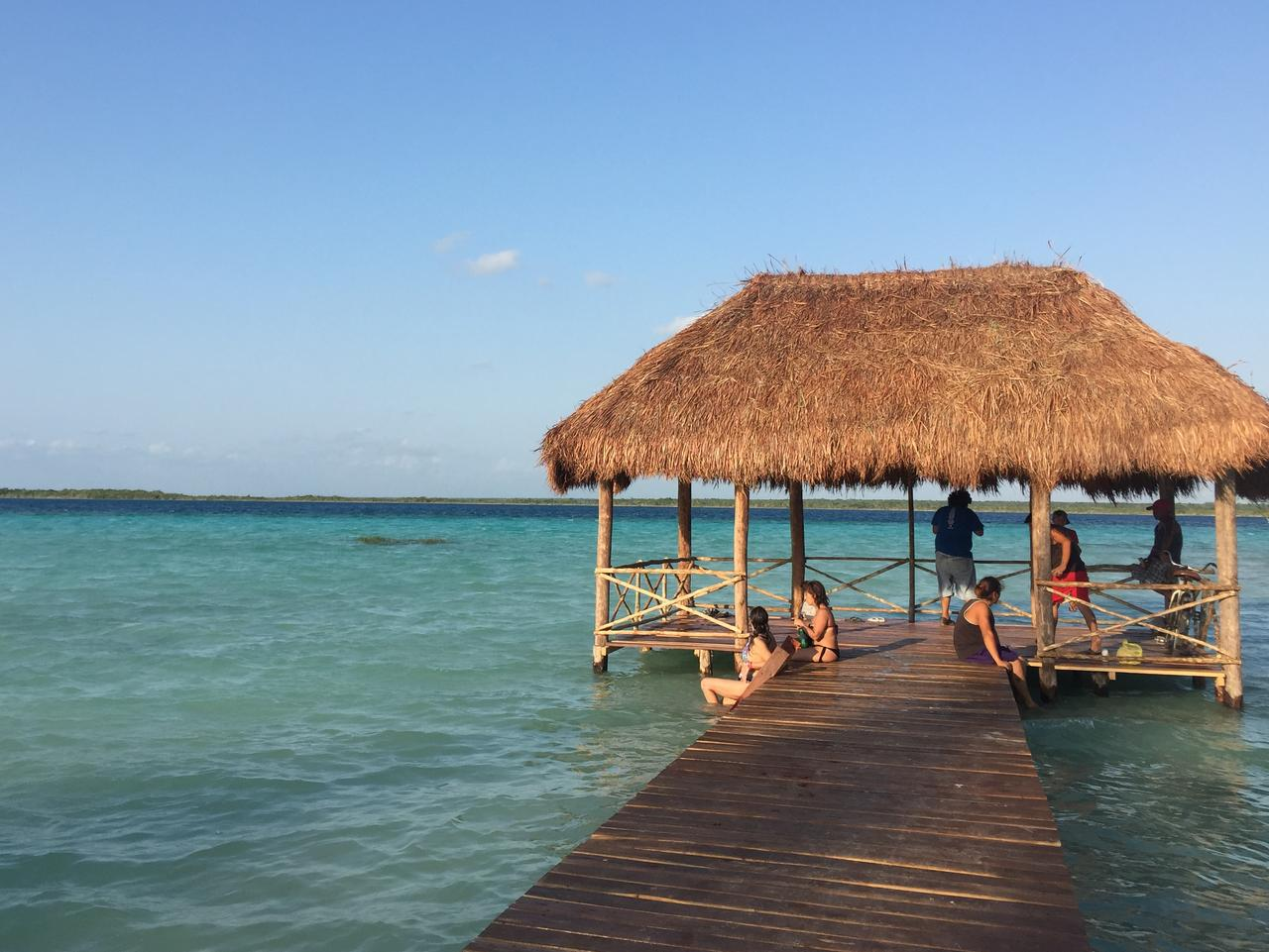 Bacalar, on Mexico's Yucatan Peninsula. Picture: Alissa Jenkins