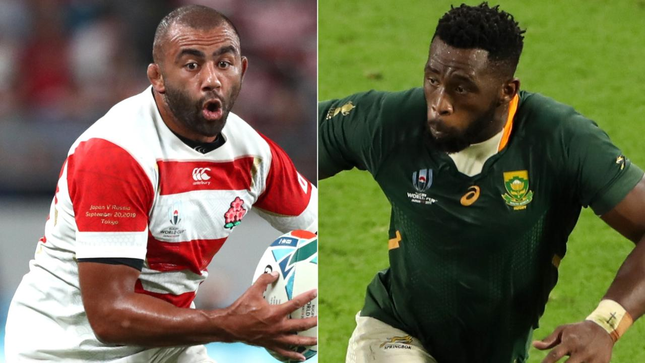Live Rugby World Cup: Japan vs South Africa live score, updates, news, blog