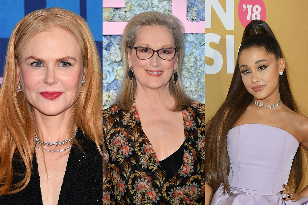 Meryl! Nicole! Ariana! Netflix is bringing an all-star cast together for a musical movie