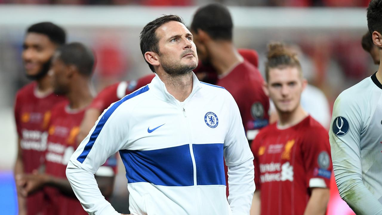 Frank Lampard will be far happier with the manner of the defeat.