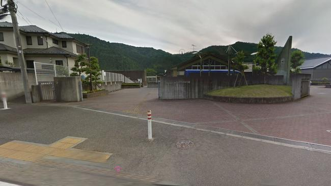 The facility seen on Google Street View.