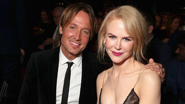Nicole Kidman on Keith Urban's alcohol problem