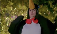 Bachelor's Lochy picks a woman in a penguin suit first