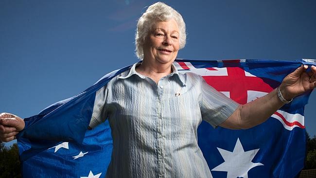 Australia Day Citizen of the Year Stephanie Smith