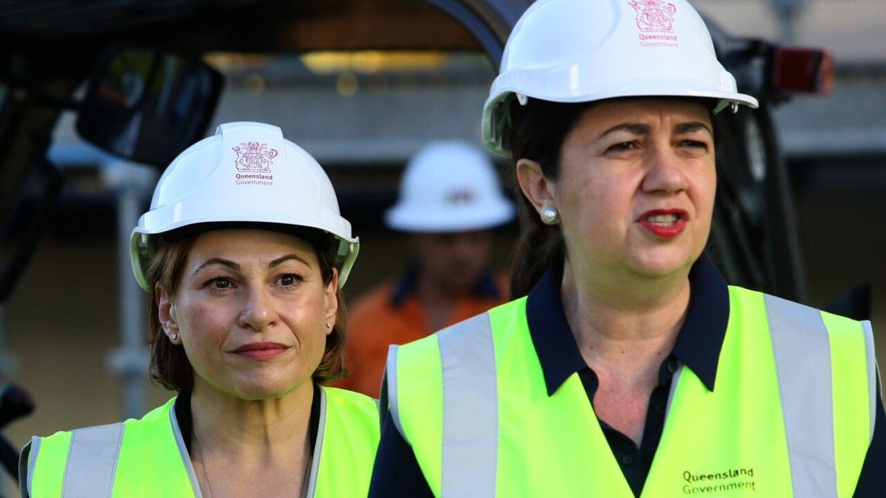 Jackie Trad will be back in Cabinet if Palaszczuk government wins: Gleeson