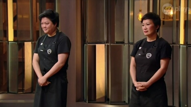 Sarah Tiong is eliminated from MasterChef Australia (Ten)