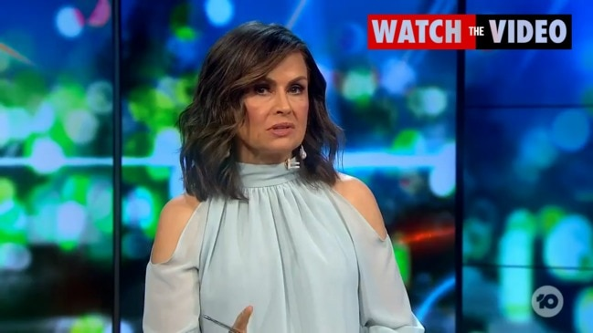 Lisa Wilkinson says NSW 'forgot' about the coronavirus pandemic (The Project)