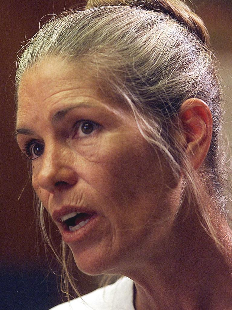 Leslie Van Houten was involved in the killing of Sharon Tate and others and has expressed remorse. Picture: Supplied