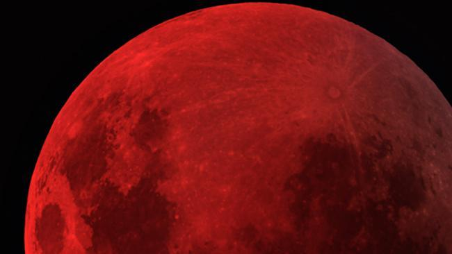 The Blood Moon Explained