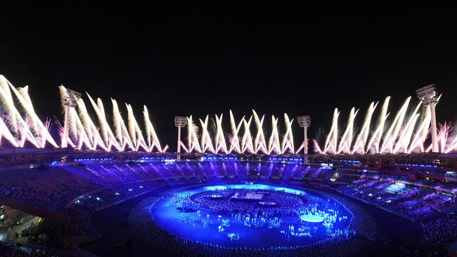 The poor quality closing ceremony tarnished a brilliant Commonwealth Games.
