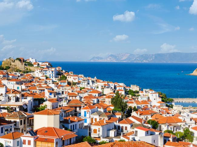 Whether you identify as an ABBA tragic or not, the island of Skopelos is a dream to visit.