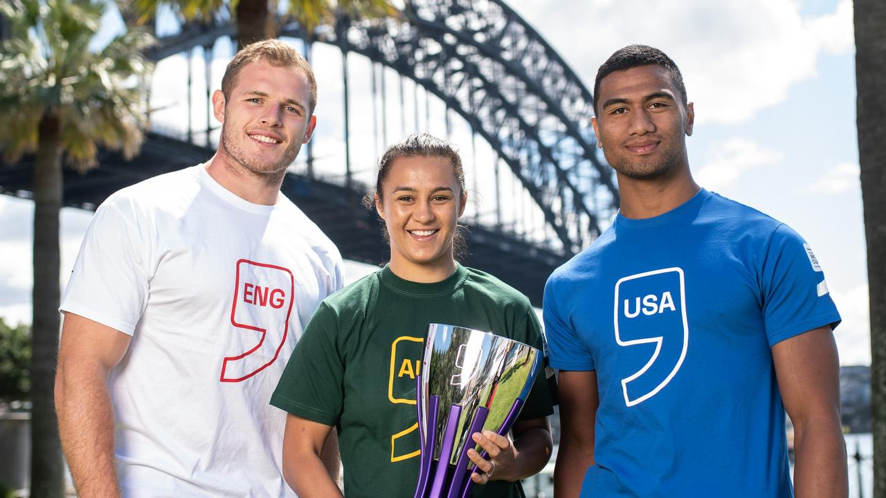 We're not done yet: Everything you need to know about the Rugby League World Cup Nines