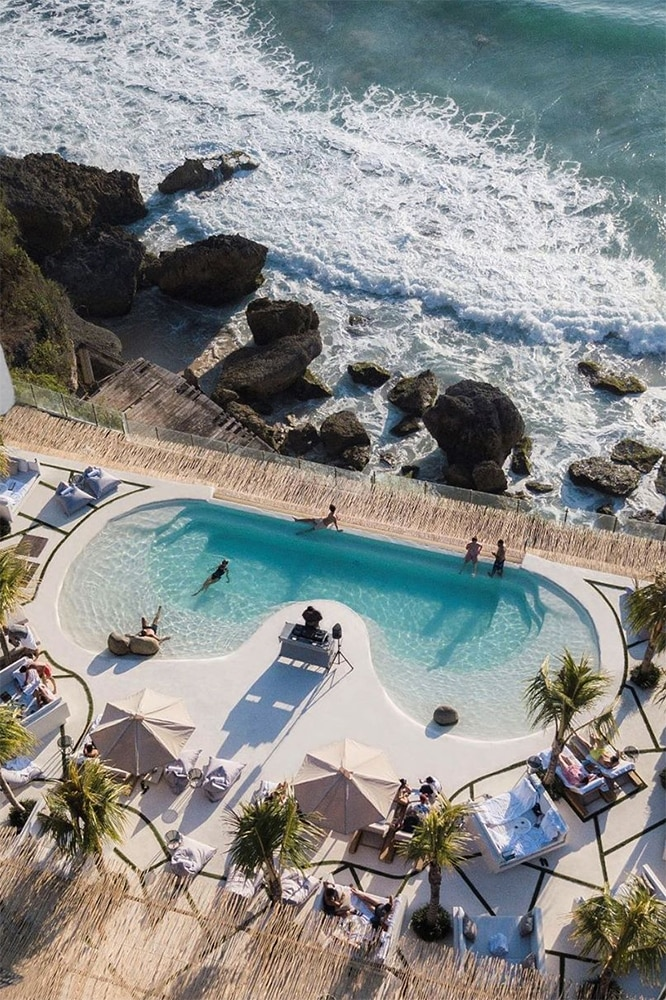 The 25 most beautiful hotel pools in Bali
