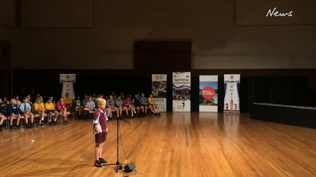 The 2019 NSW Premier's Spelling Bee