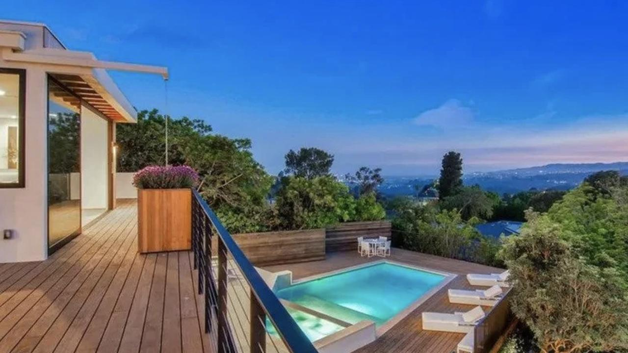 The pool doesn't look too shabby. Picture: Realtor.com