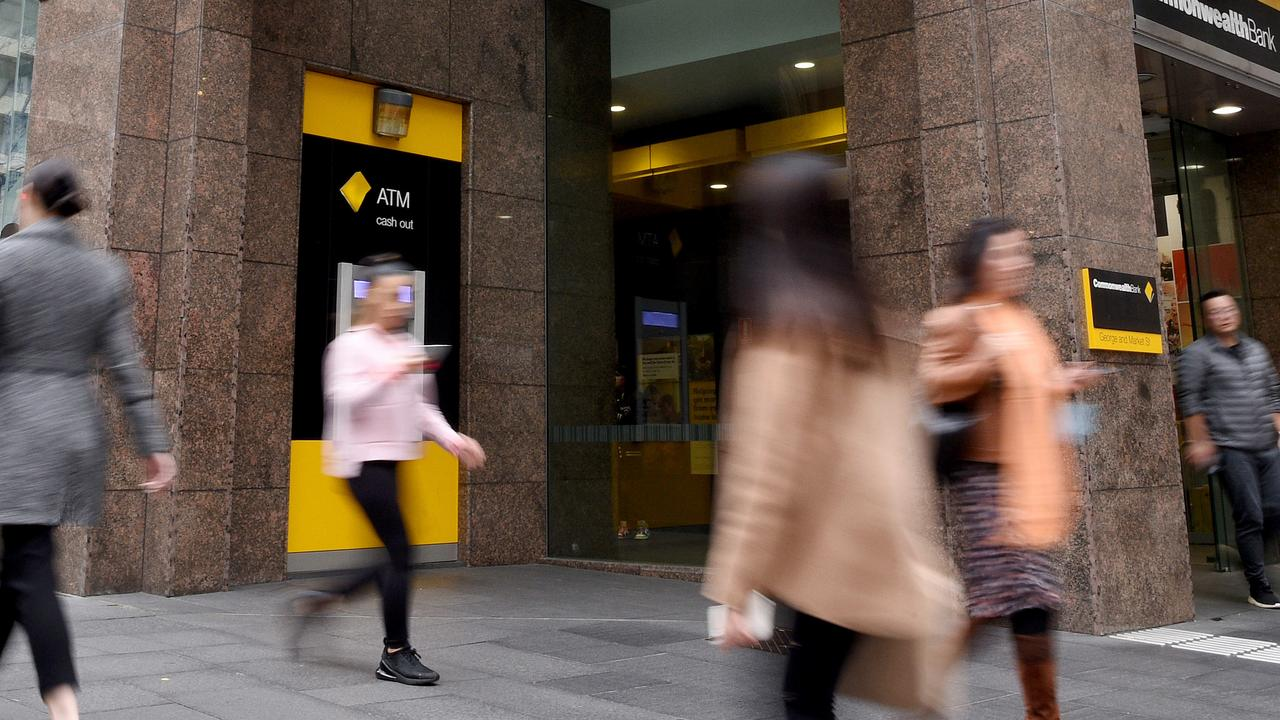 CBA executive of business banking Mike Vacy-Lyle said BizExpress was part of the bank's broader digital overhaul. Picture: NCA NewsWire/Bianca De Marchi