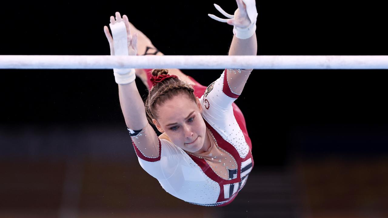 Sarah Voss of Team Germany. Picture: Ezra Shaw/Getty Images)
