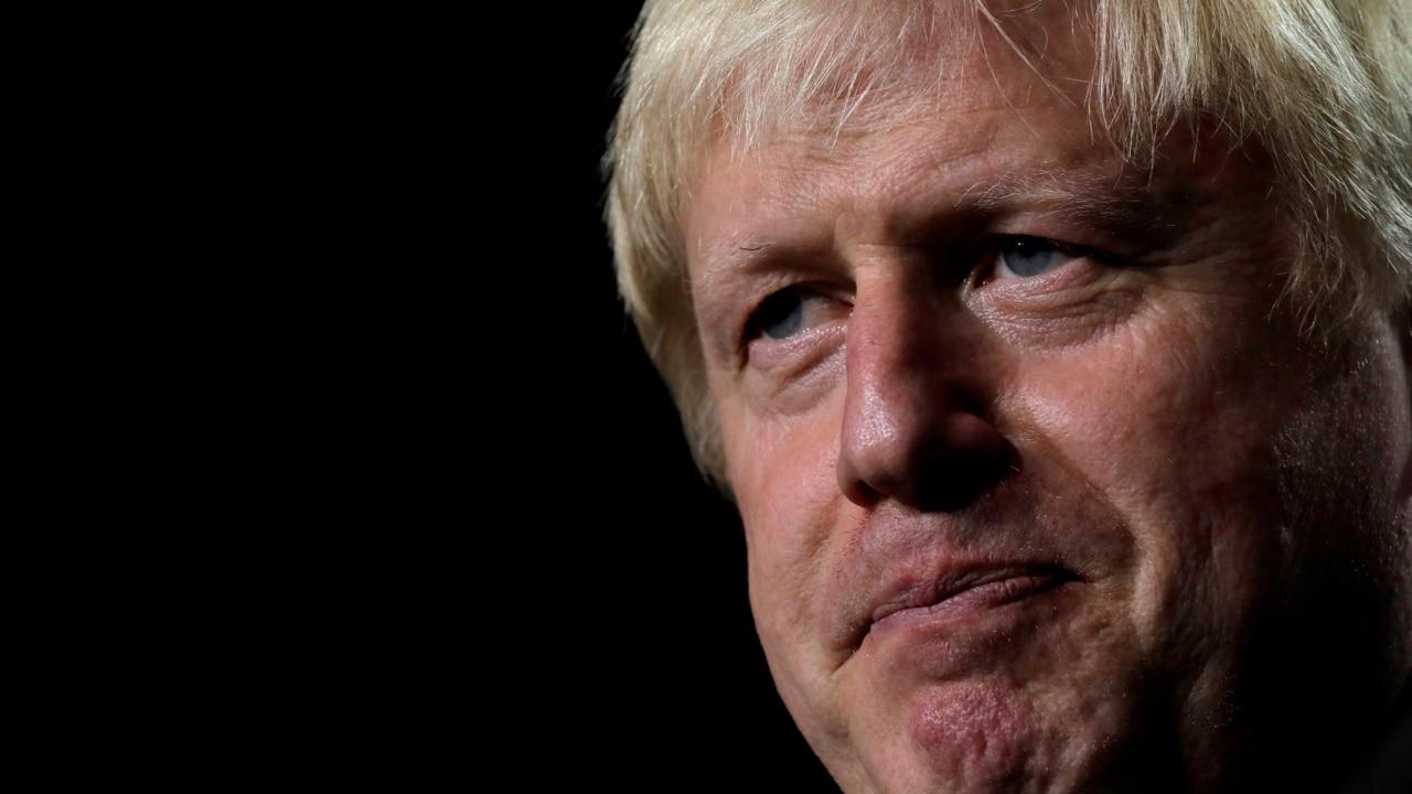 Boris Johnson under fire over Brexit