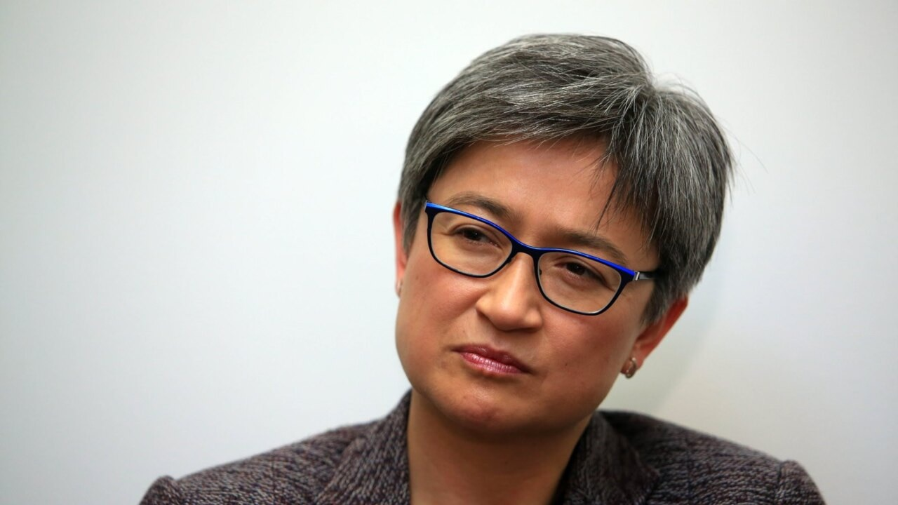 Penny Wong condemns Doha incident, says Qatar airline ban would be counterproductive
