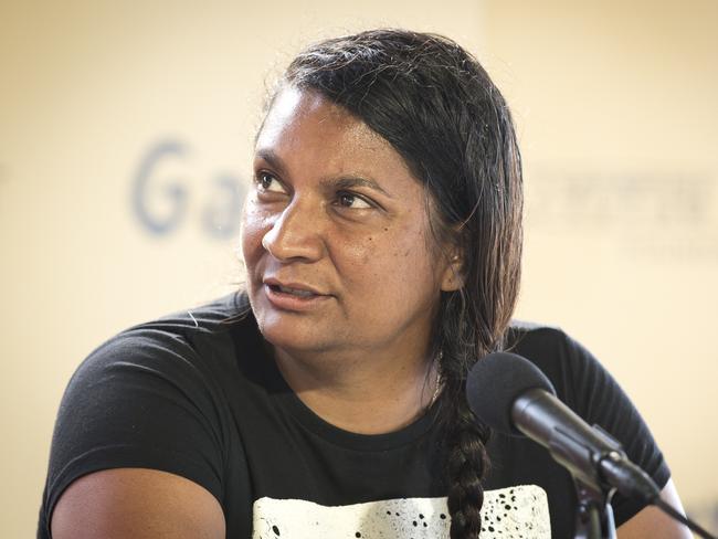 'Water lapping' comments 'were disrespectful'— Senator Nova Peris.