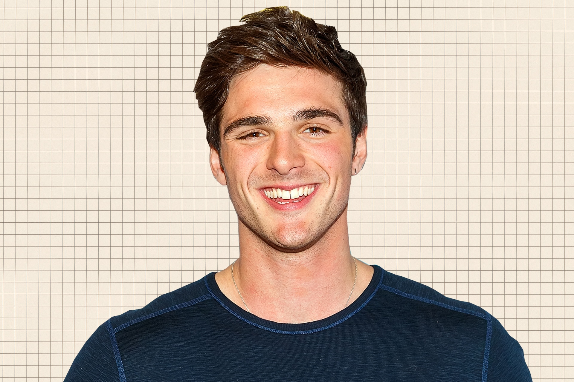 8 Things You Need To Know About Jacob Elordi The Actor That Sent Instagram Into Meltdown Gq