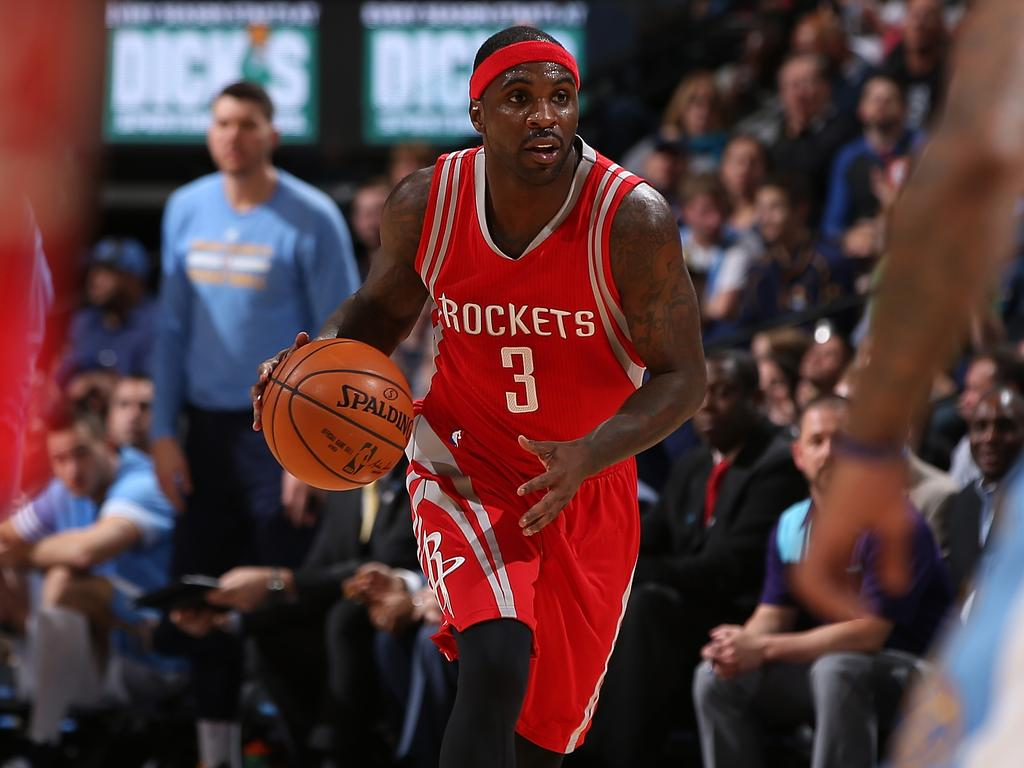 Ty Lawson previously represented the Houston Rockets.