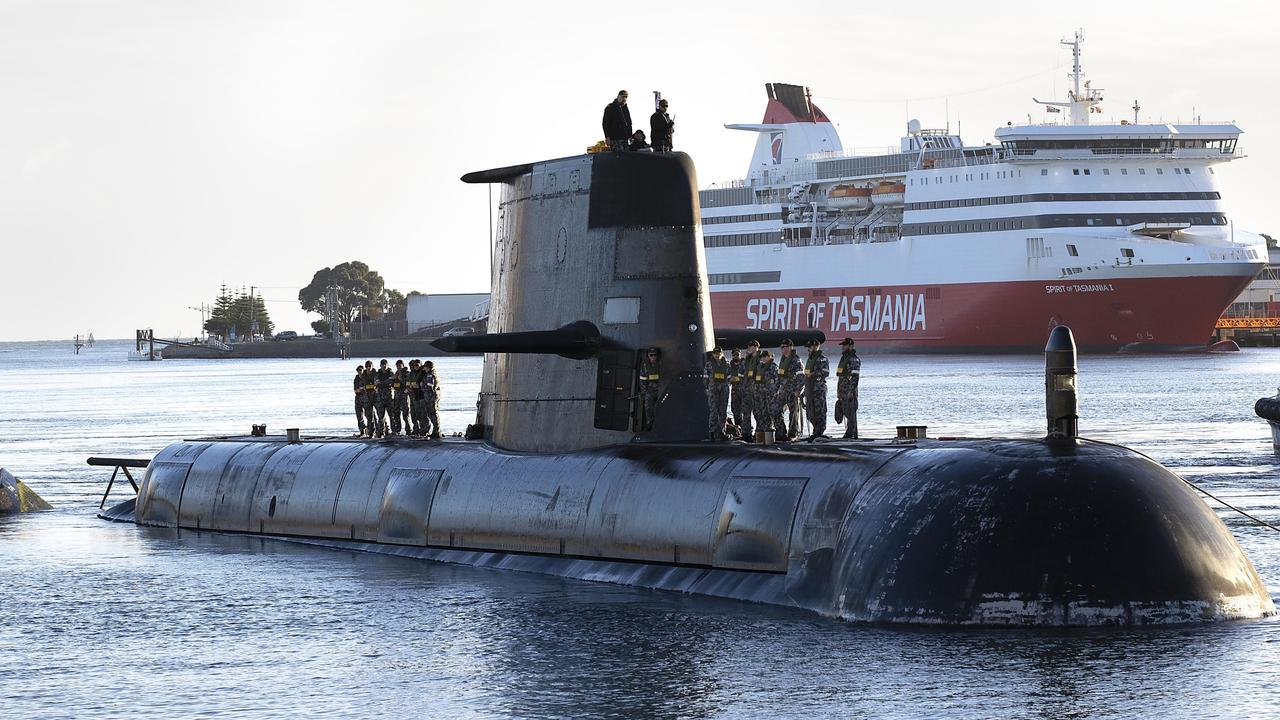 The new deal was announced last week. Picture: Andrew Dakin/Australian Defence Force via Getty Images