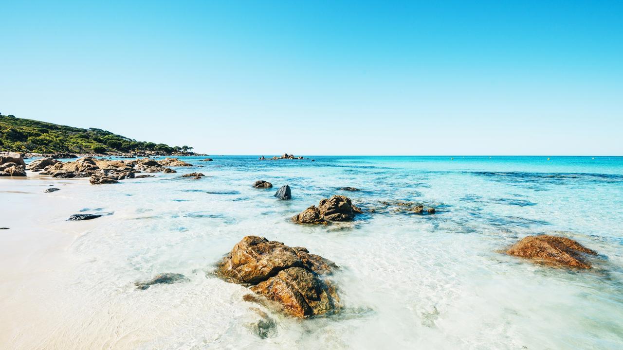 Bunker Bay, near Dunsborough in Western Australia's South West region, is a popular beach.