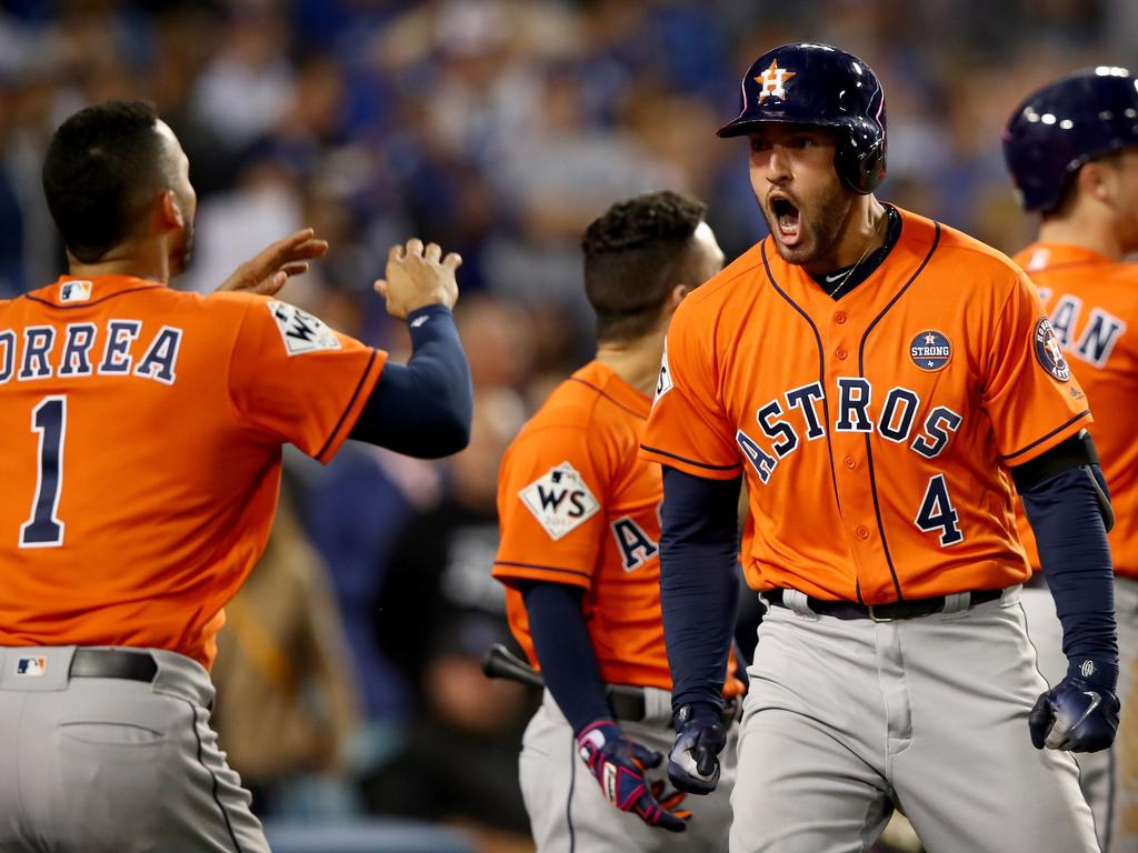 The Houston Astros have been one of the MLB's powerhouses, making two of the last three World Series'.