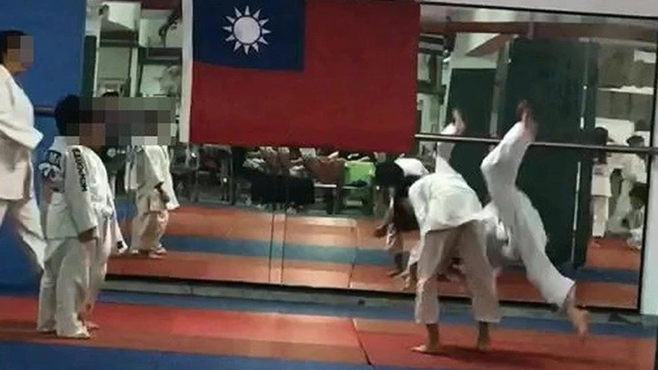 Taiwanese boy, 7, dies after being thrown 27 times in judo lesson in Taiwan. Picture: Asiawire/Australscope